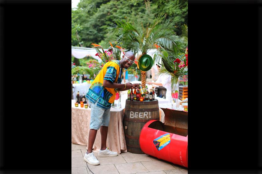 サマーパーティ バハマパーティ メイン02