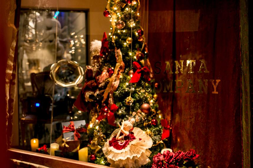 クリスマスパーティ サンタカンパニー メイン02