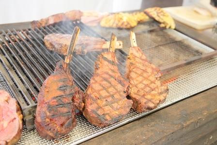 BBQ|ジャルダンドゥボヌールのガーデンパーティー