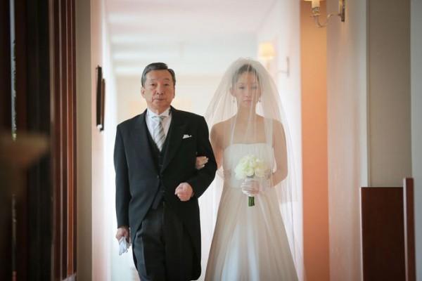 父と花嫁|ジャルダン・ドゥ・ボヌール