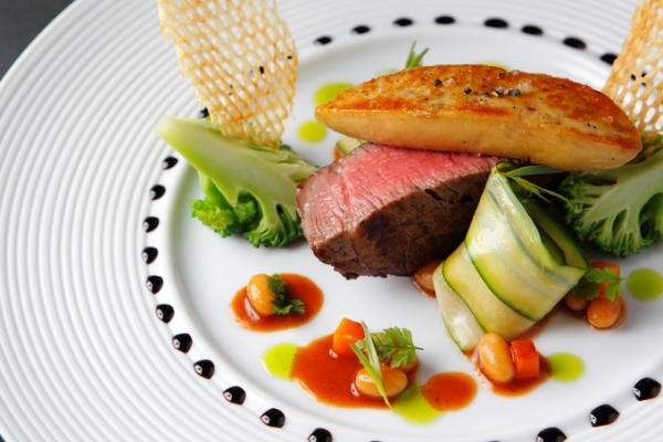 料理への想い|ジャルダンドゥボヌール