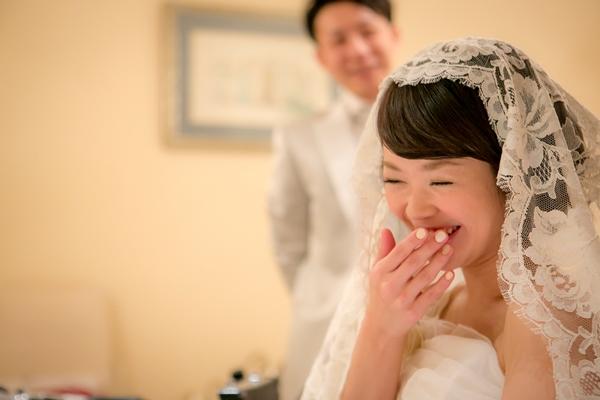花嫁の身支度
