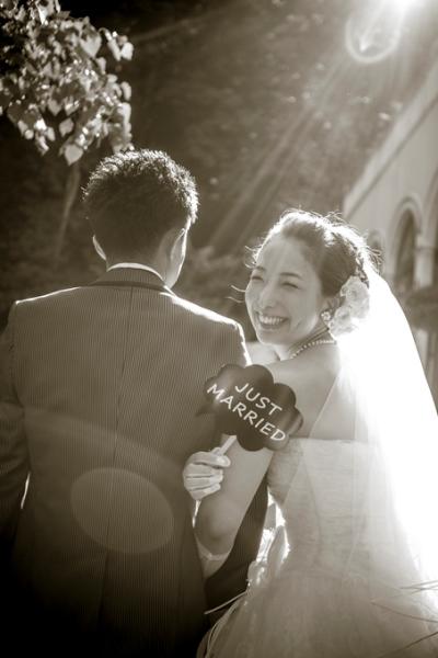 幸せなプロポーズ