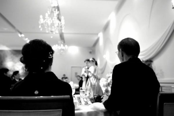 両親|結婚式の様子|ジャルダン・ドゥ・ボヌール