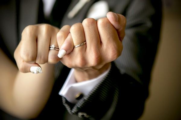 指輪|左手薬指の意味