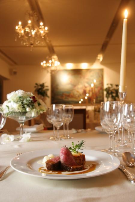 レストラン|アンソレイ|ジャルダンドゥボヌール