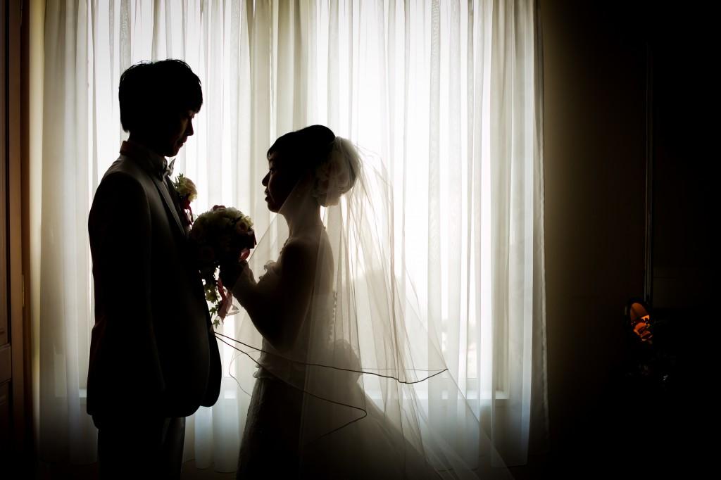 笑顔の結婚式