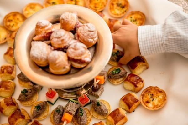 フィンガーフード|結婚式の料理|ジャルダンドゥボヌール