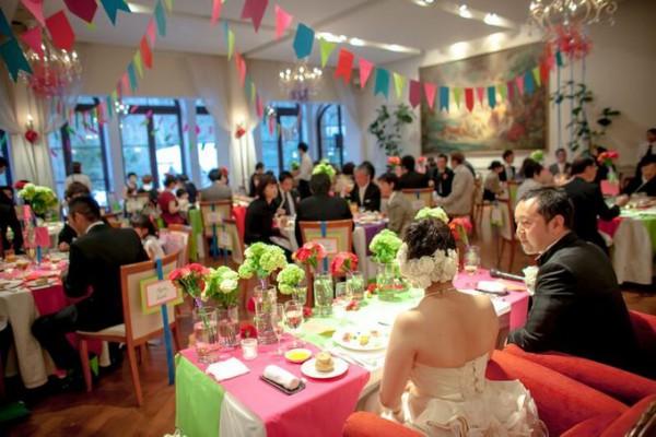 コーディネート|結婚式場|ジャルダンドゥボヌール