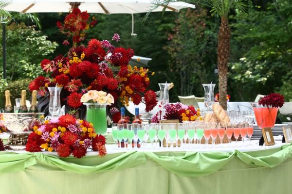 ウェルカムパーティ|結婚式