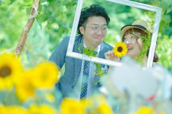 ガーデンウエディング|人前式|自由な結婚式