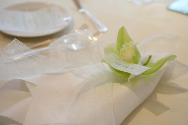 テーブルアイテム|結婚式