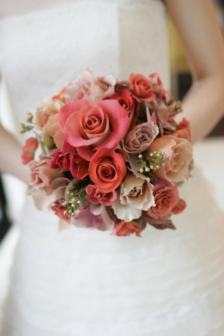 ブーケ|結婚式|ウエディングドレス