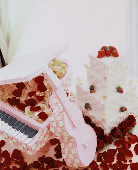 ウエディングケーキ|オリジナル