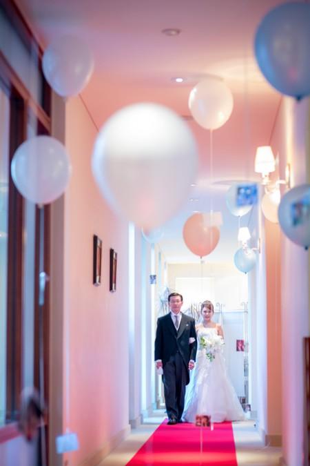 オリジナル結婚式|ディスプレイ|バルーン