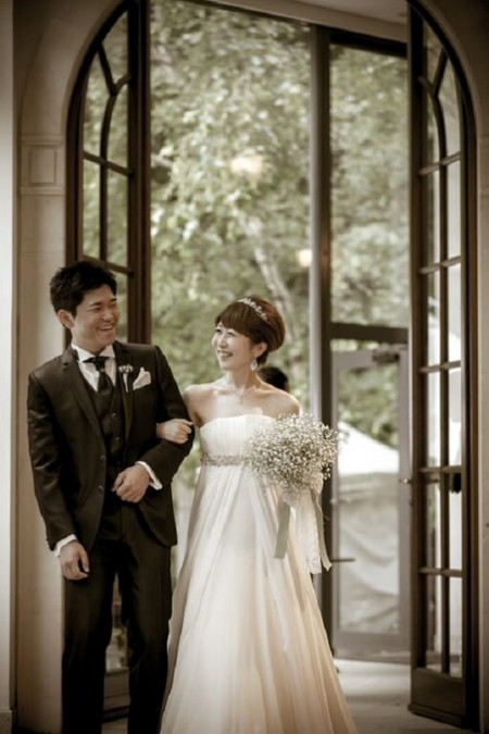 新郎新婦入場|結婚式