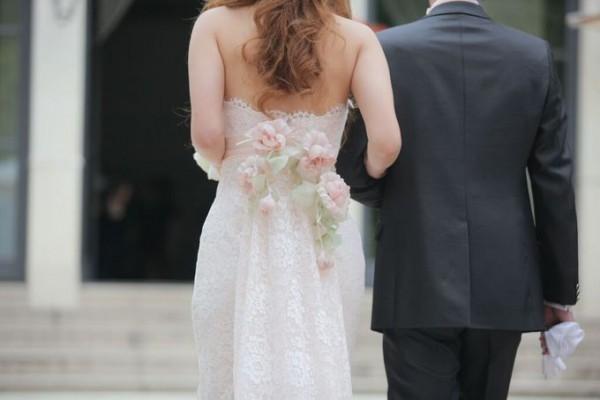 再入場|結婚式