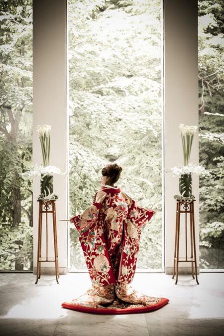 結婚式|着物|ウエディングフォト