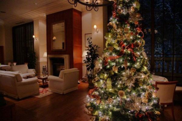 レストランウエディング|クリスマスツリー