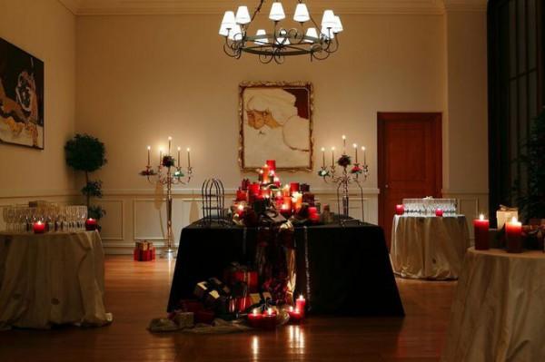 結婚式場|クリスマスディスプレイ