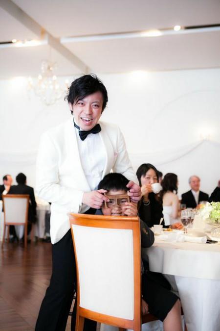 サービススタッフ|結婚式