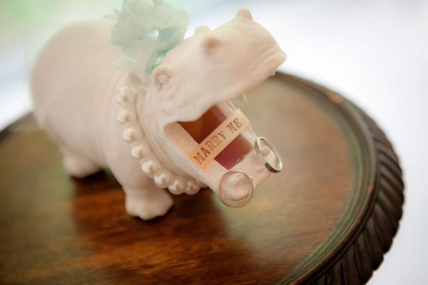 結婚式|リングピロー