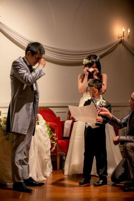 恋敵登場|結婚式当日