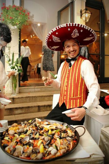 結婚式場のスタッフ|ジャルダンドゥボヌール