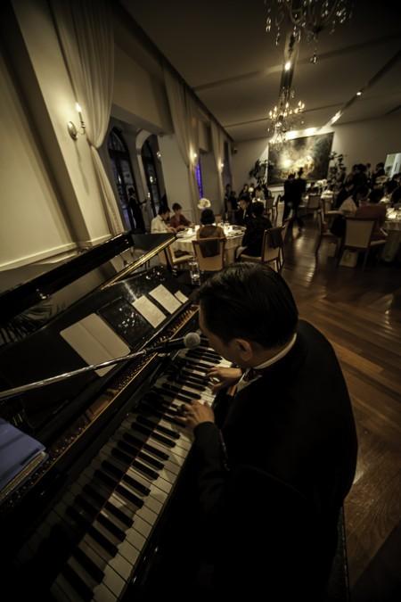 ウエディングパーティ|ピアニスト