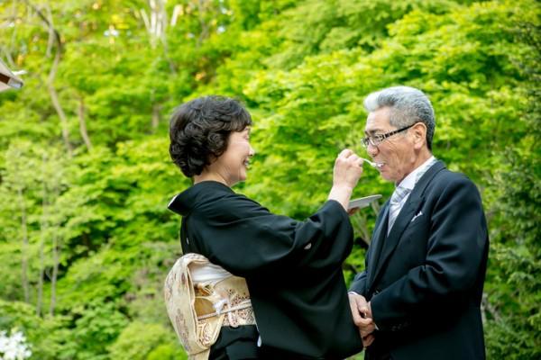結婚式当日|ご両親様