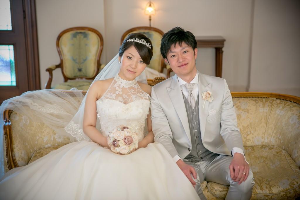 冬の結婚式~ふたくみの心が温まるサプライズ
