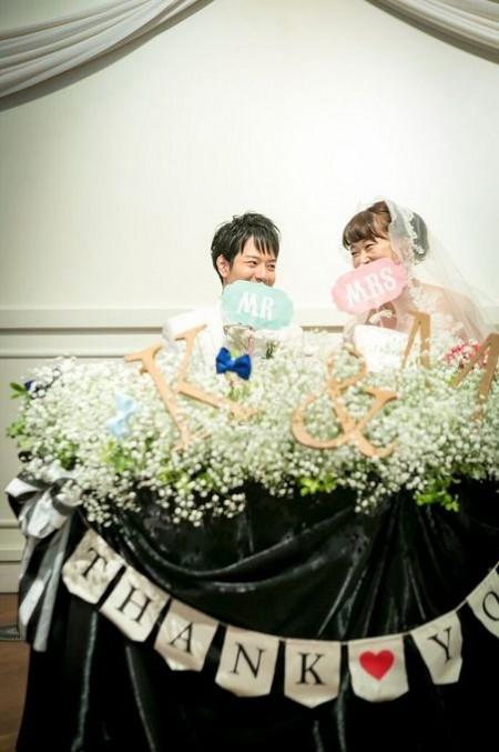 結婚式のアイテム|フォトプロップス
