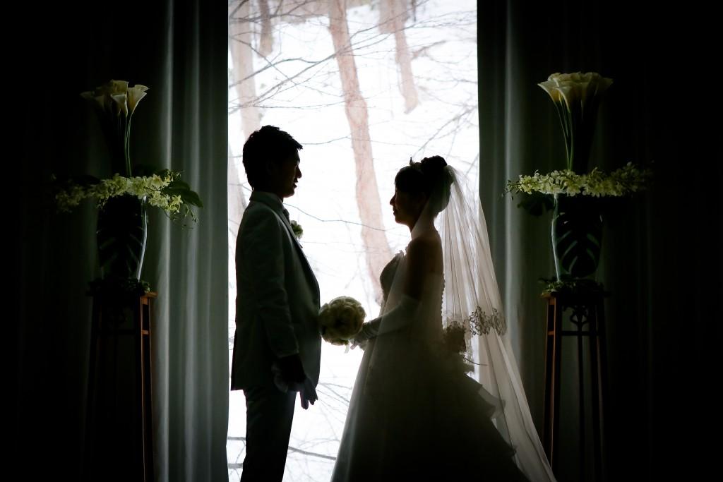 感情は言葉を超える・結婚式のラストシーン