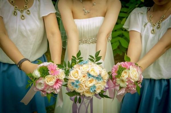 ブーケ|花嫁