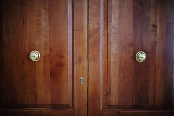 挙式場の扉|ジャルダンドゥボヌール