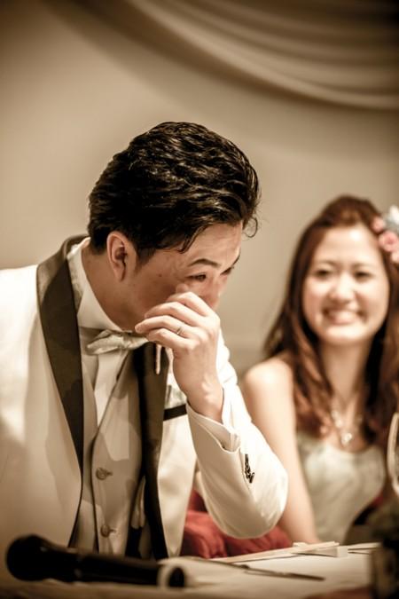 ご新郎様|結婚式当日