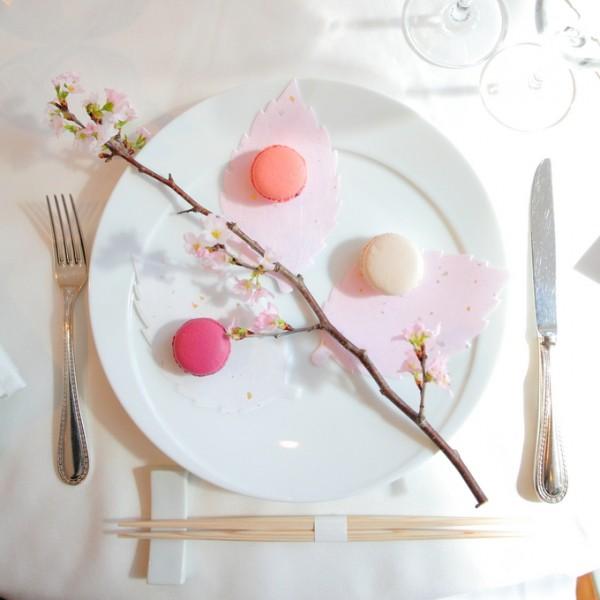 結婚式の料理|春