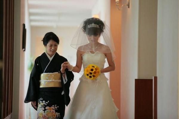 花嫁と母|ジャルダンドゥボヌール