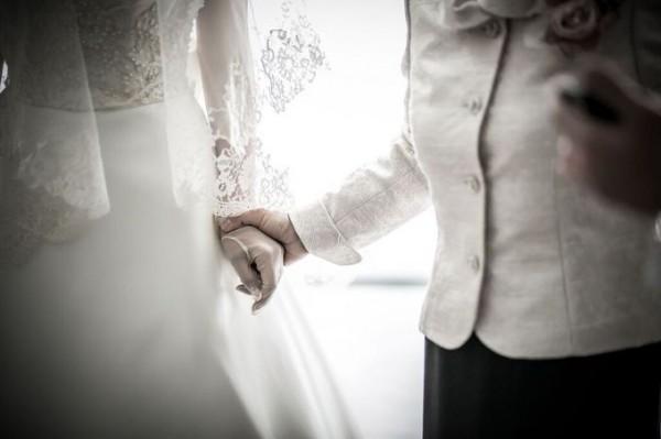 花嫁と母|結婚式当日