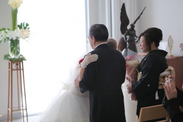 花嫁と両親|ジャルダンドゥボヌール