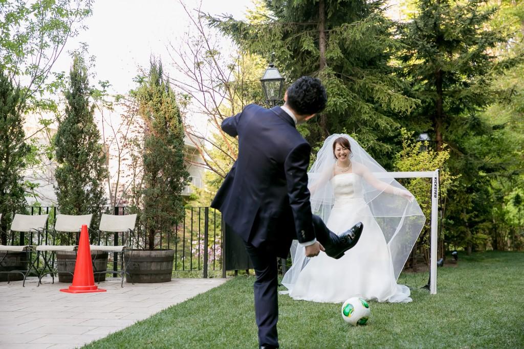 大切なゲストに贈る夢の結婚式