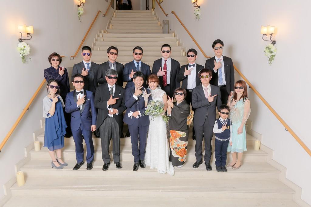 結婚式を最高の夜に~Saturday night Smile fever