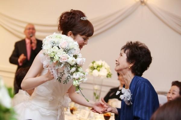 お祖母様と花嫁様|ジャルダンドゥボヌール