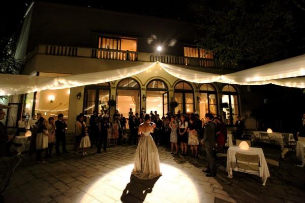 花嫁姿|結婚式|ガーデンウエディング