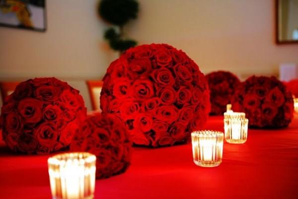 結婚式のテーマカラー|ジャルダンドゥボヌール