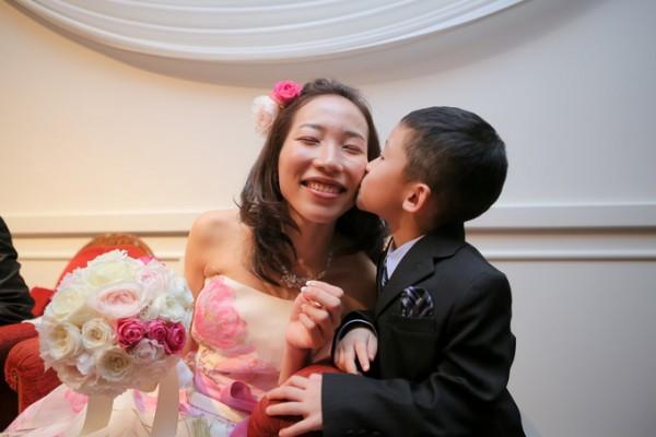 ママの結婚式|キッズ|ジャルダンドゥボヌール