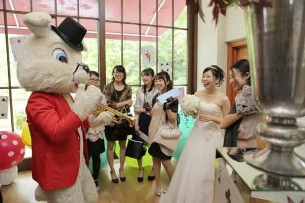 結婚式の演出|ジャルダンドゥボヌール