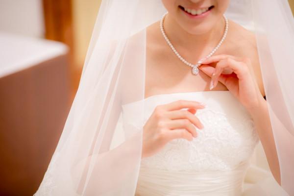 笑顔の花嫁様|ジャルダンドゥボヌール