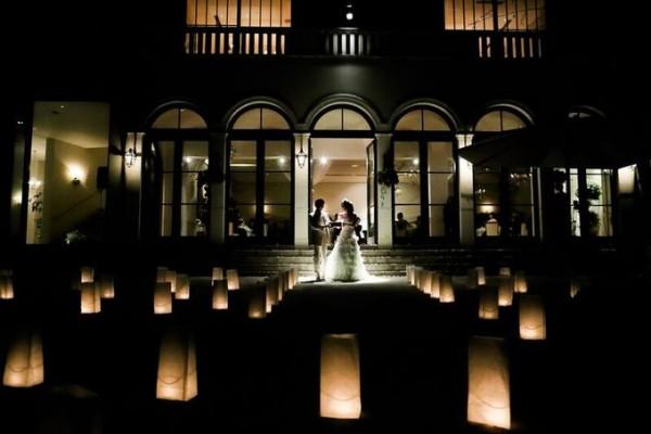 結婚式場のコーディネート|キャンドル