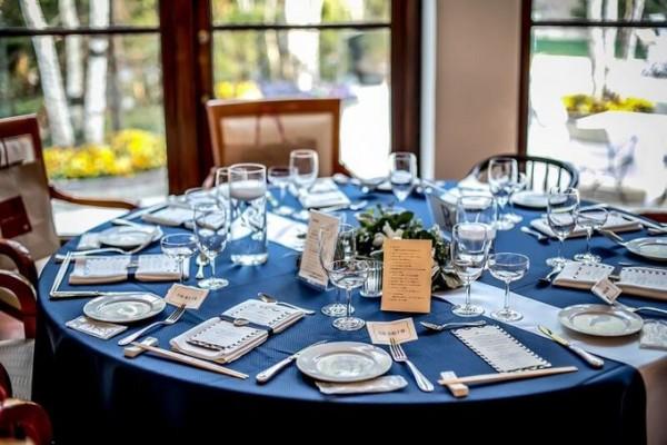 青のコーディネート|テーブルコーディネート|ジャルダンドゥボヌール